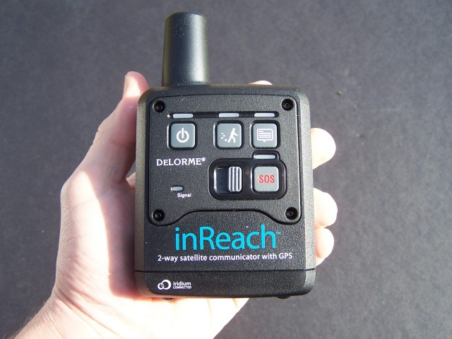 Cult Of Android Delorme Inreach 2 Way Satellite