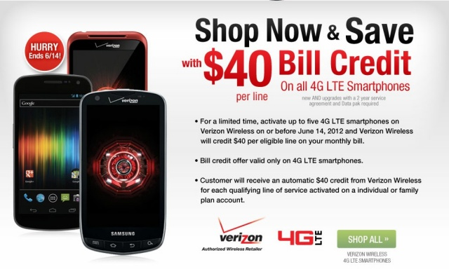 Cult of Android - Upgrade Or Activate Any Verizon 4G LTE