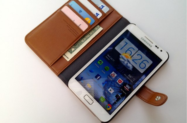 newest fbbb2 4eed1 Cult of Android - Need A Wallet Case For Your Galaxy Note? Get The ...