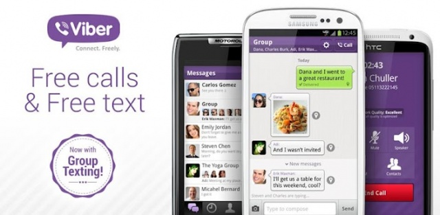 Cult of Android - Free Messaging App Viber Finally Gets