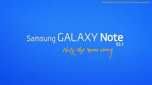 Cult Of Android Galaxy Note 10 1 To Hit Shelves Tomorrow Wifi