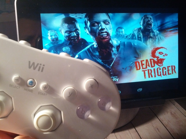 Cult of Android - How To: Use A Wii Classic Controller To