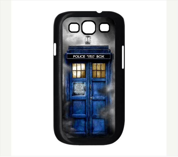Tardis Wallpaper Iphone: Turning Your Phone Into A TARDIS: A