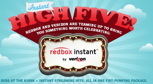 Cult of Android - Redbox To Take On Netflix With Instant
