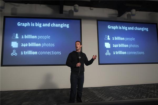 Mark Zuckerberg unveiled Graph Search to the world this morning at his company's California headquarters.