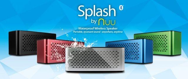 NUU-Splash-speaker