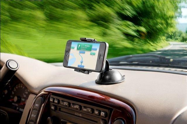 Bracketron-smartphone-mount