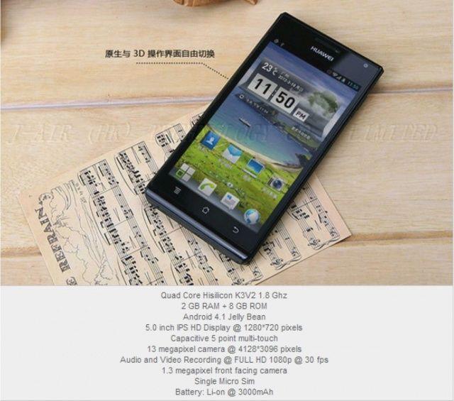Huawei-Ascend-P2-leak