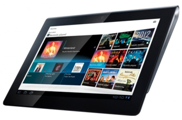 The Sony Tablet S could soon have a successor.