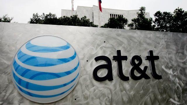 AT&T-sign