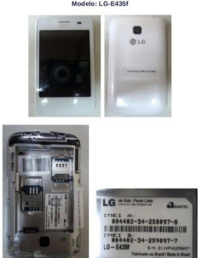 LG-E435