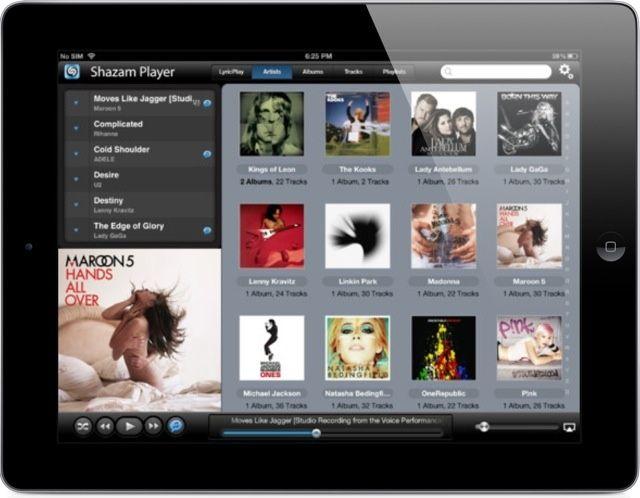 ShazamPlayer-iPad-1