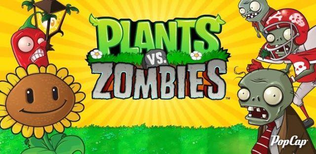 Plants vs Zombies 1.3.16 APK+DATA