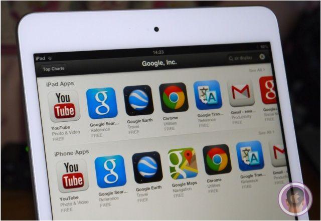 Google-iOS-apps