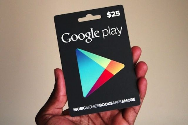 Cult of Android - Google Play Gift Cards Now Available In Canada ...