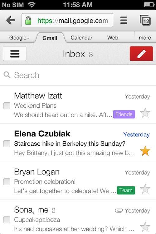 gmailwebapp