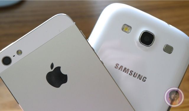 Déjà vu: Apple and Samsung working together to end patent war
