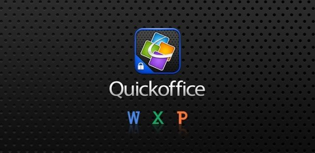 quickoffice for enterprise