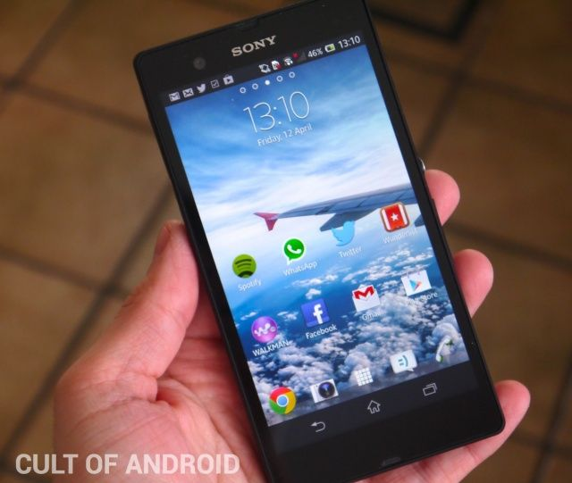 Sony Xperia Z Will Be Available In The U.S. In The Coming Weeks