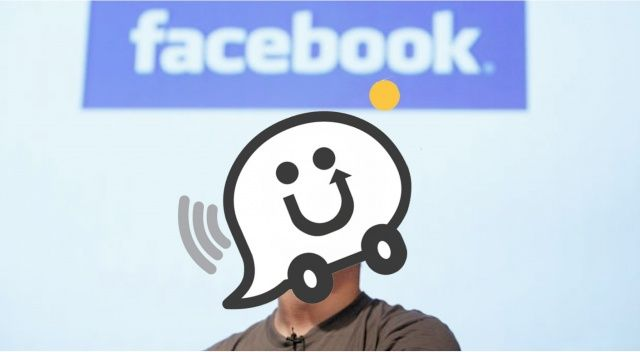 Waze-Facebook