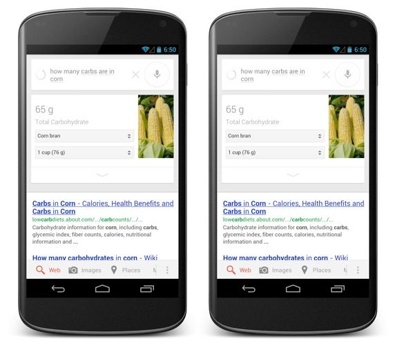 Google-Now-nutrition