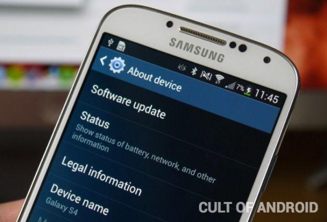 Samsung-Galaxy-S4-software-update
