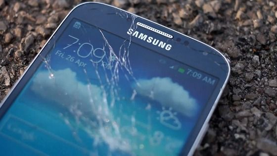 Samsung Shows Us Just How Much Stress The Galaxy S4 Can Actually Handle [Video]