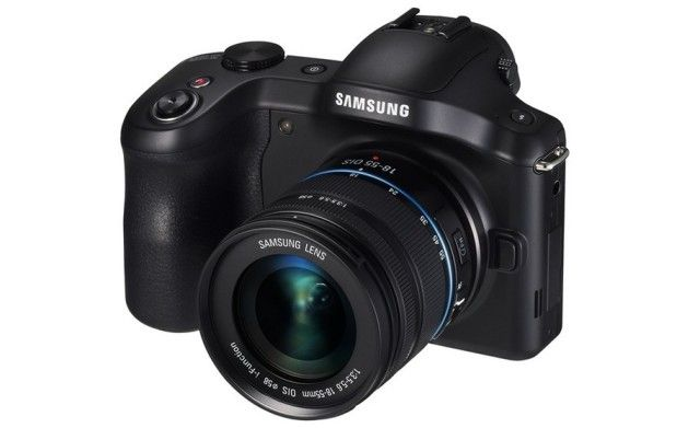 The Samsung Galaxy NX Will Be Released in October in The United States at a Price of $1599