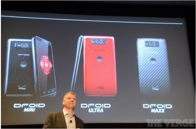 Verizon-Droid-family