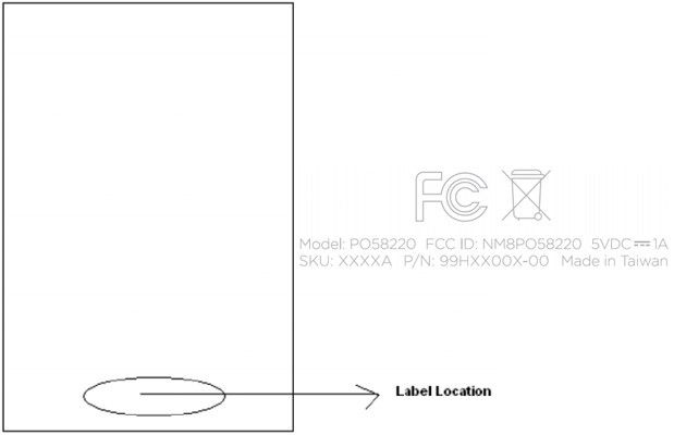 HTC One Mini ATT FCC