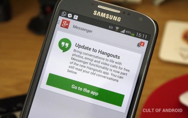 Google-Messenger-Hangouts