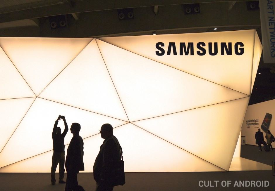 Samsung-booth-sign