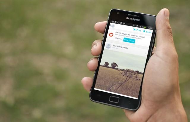 Kicksend-Android
