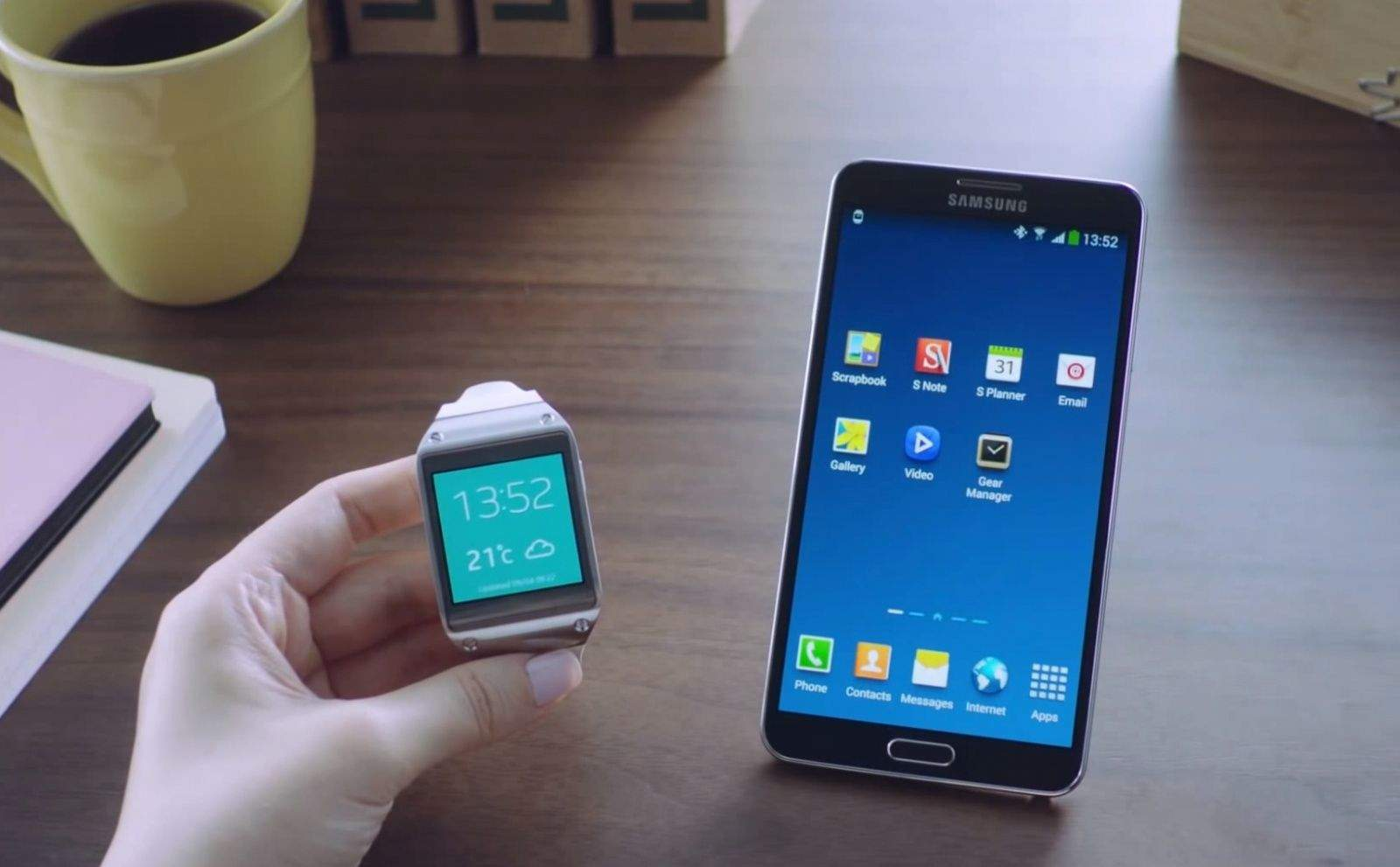 Cult of Android - Samsung Galaxy Note 3 & Galaxy Gear Will Be