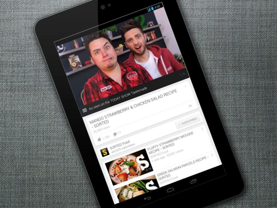 Binge On YouTube with T-Mobile. Image: Killian Bell/Cult of Android.