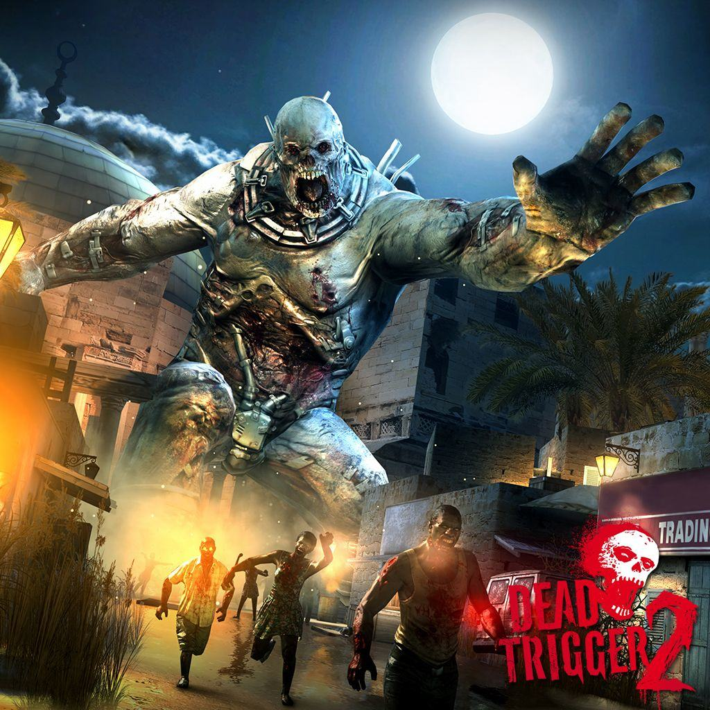 DEAD TRIGGER 2: Зомби-Шутер с Элементами …