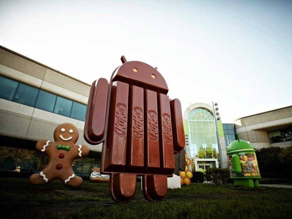 Android is still king in market share. Photo: Google