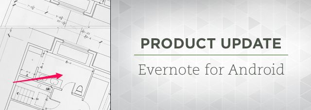 Evernote-update