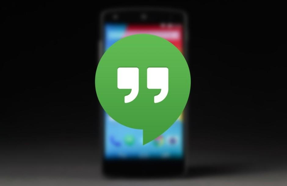 Hangouts won't be your do-it-all messaging app anymore. Photo: Cult of Android