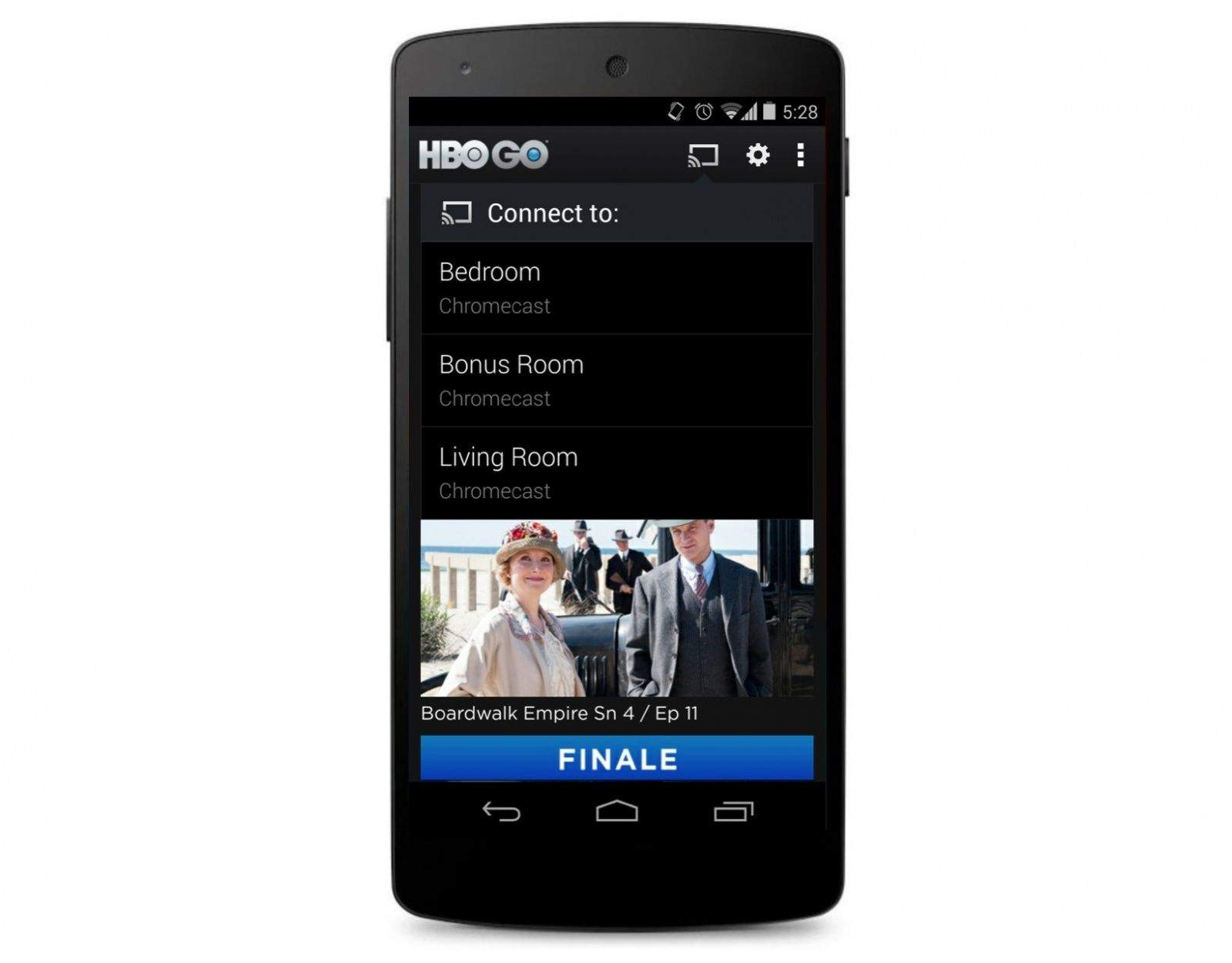 Cult of Android - HBO Go Apps For Android & iOS Get