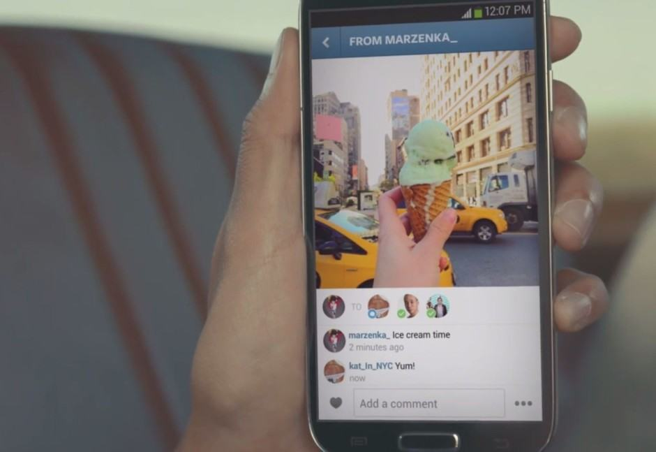 Instagram now supports more than one account. Photo: Instragram