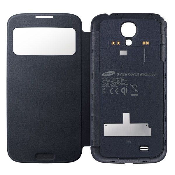Samsung-Galaxy-S4-wireless-charging-S-View-Flip-Cover-open