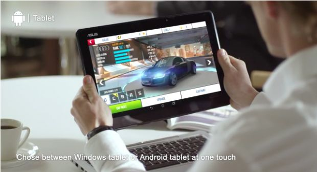 Cult of Android - ASUS Transformer Book Duet TD300 Leaks In