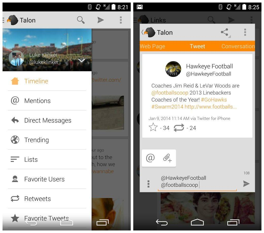 Cult of Android - Talon Is Everything You Need In An Android Twitter