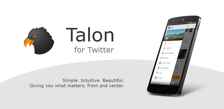 Image result for Talon app for twitter