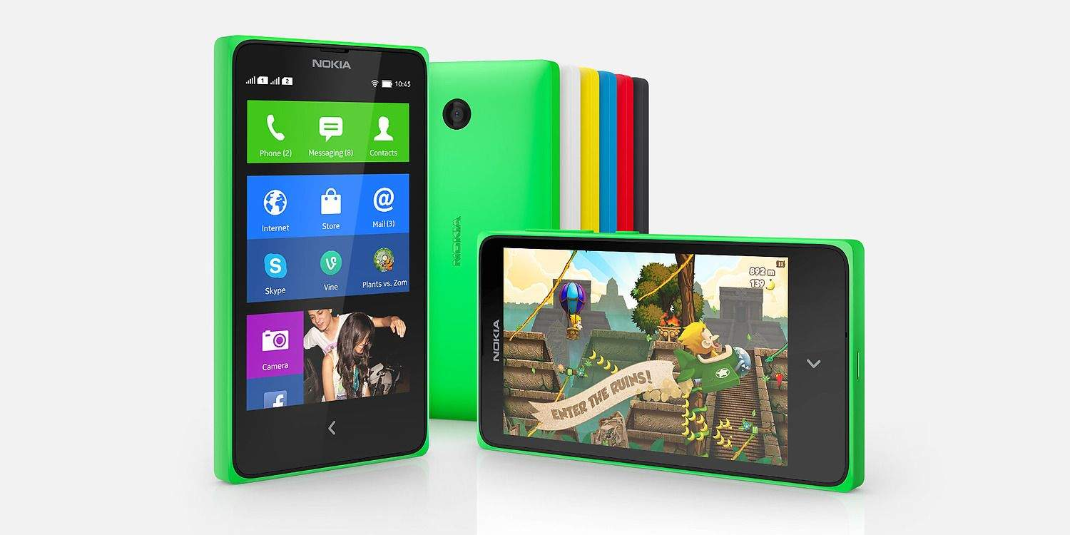 Cult of Android - Nokia X Gets Its First Custom ROM Powered