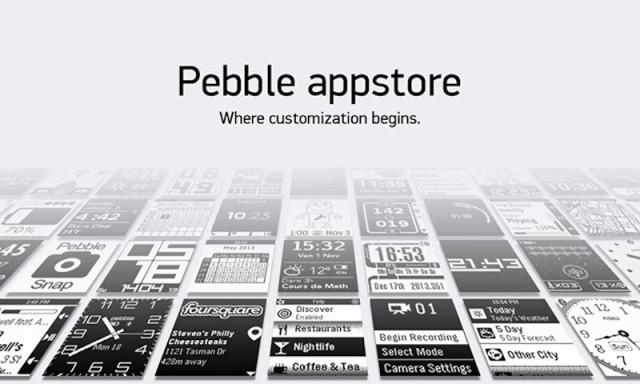Pebble-appstore