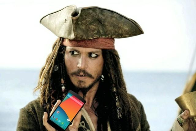 Jack-Sparrow-pirate-Nexus-5