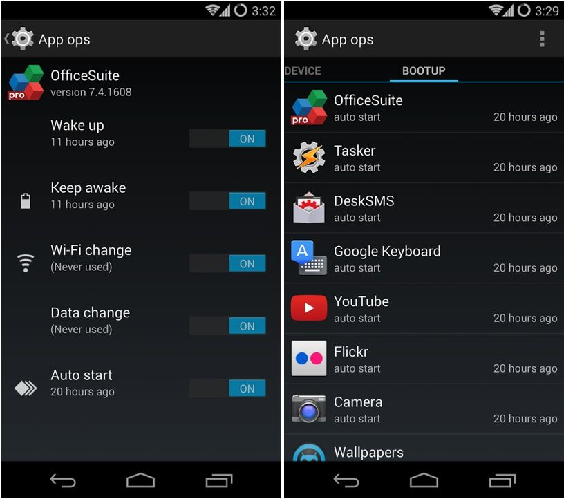 Cult of Android - CyanogenMod 11 Can Now Prevent Apps From Auto