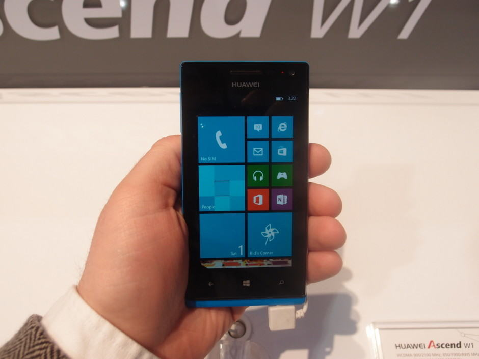 Huawei-Windows-Phone